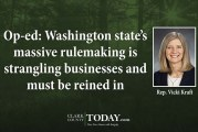 Op-ed: Washington state's massive rulemaking is strangling businesses and must be reined in