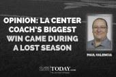 Opinion: La Center coach's biggest win came during a lost season