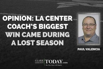 Opinion: La Center coach's biggest win came during a lost season