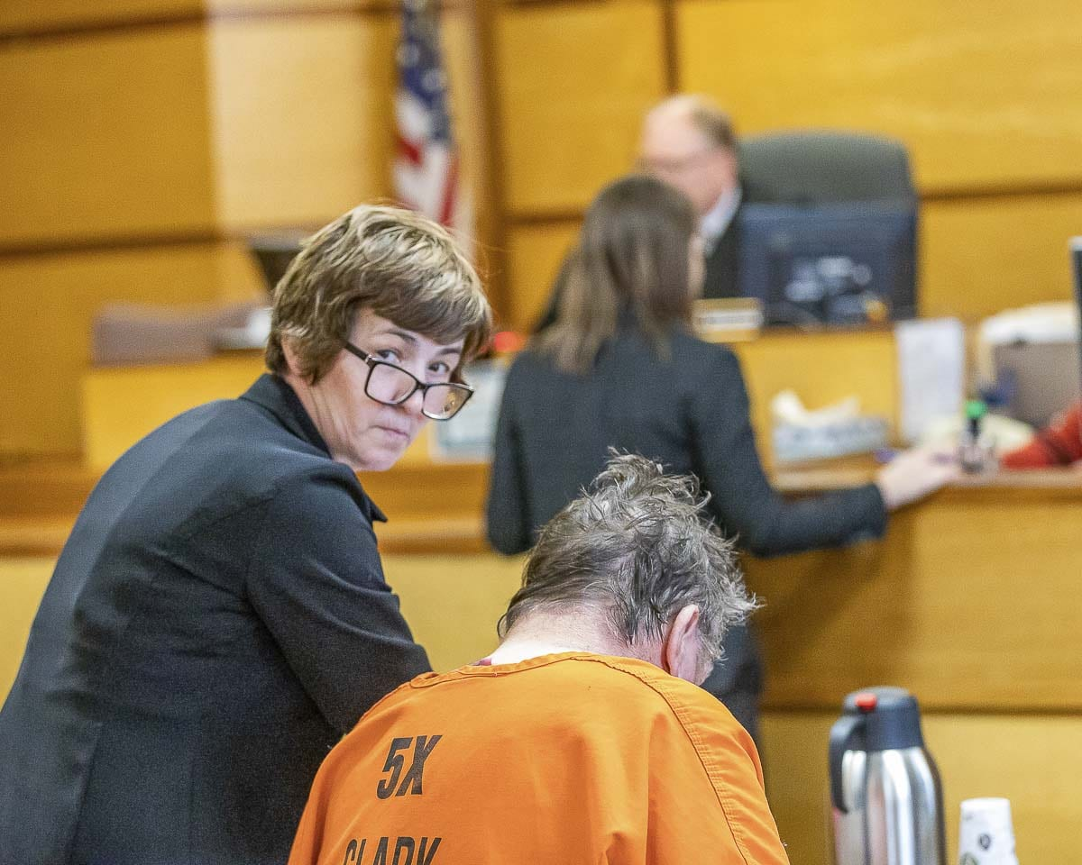 Robert E. Breck's court appointed attorney, Renee Alsept, lost an attempt to ban media from her client's upcoming trial. Photo by Mike Schultz