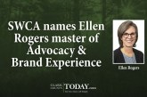 SWCA names Ellen Rogers master of Advocacy & Brand Experience