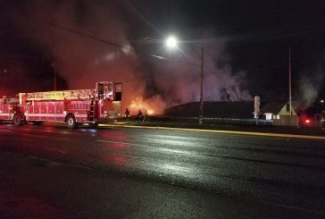 Spontaneously combusting sheets blamed for Washougal laundromat fire