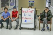 Battle Ground schools to honor veterans