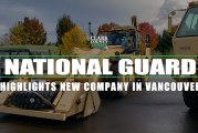 National Guard highlights new company in Vancouver