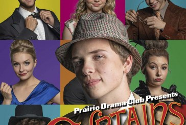 Prairie High School Drama Club presents musical comedy 'Curtains'