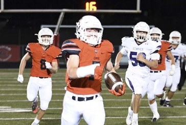 Class 4A GSHL football notes: A 300-yard rushing game for one is for all