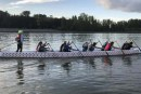 Breast-cancer survivors invited to Lake Vancouver for an introduction to dragon boating