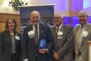 Port of Vancouver USA Commissioner Jerry Oliver receives Distinguished Service Award