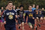 Cross country: Siblings lead the way for Seton Catholic's programs