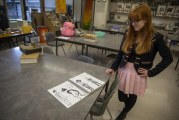 More than a game: Area student works with Google to design her dream