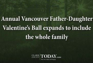 Annual Vancouver Father-Daughter Valentine's Ball expands to include the whole family