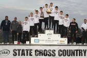 Camas cruises past competition at state cross country