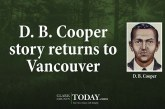 D. B. Cooper story returns to Vancouver