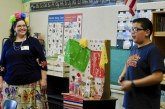 Ridgefield students learn about Dia de los Muertos