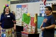 Ridgefield students learn about Dia de los Muertos