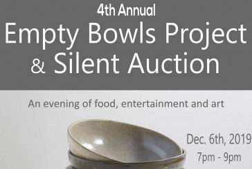 Public invited to Woodland Action's 4th Annual Empty Bowls Project & Silent Auction