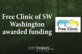 Free Clinic of SW Washington awarded funding