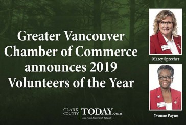 Greater Vancouver Chamber of Commerce announces 2019 Volunteers of the Year