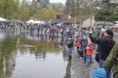 Area residents can fish Black Friday for big rainbow trout