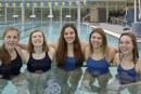 State swimming: A true team effort at La Center