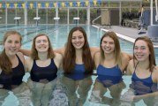 State swimming: A true team effort at La Center