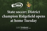 State soccer: District champion Ridgefield opens at home Tuesday