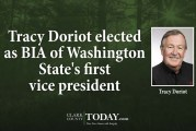 Tracy Doriot elected as BIA of Washington State's first vice president
