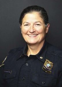 Chief Wendi Steinbronn, Washougal Police Department