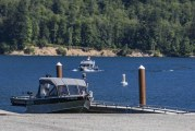 Record low Fall rains limit boat access on Lewis River reservoirs