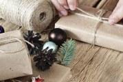 Make the holiday season greener by reducing, reusing and recycling