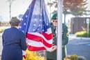 A Flag Dedication: Veterans Day 2019