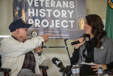 Saying 'thank you' by listening: The Veterans History Project