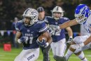 Jalynnee McGee's big night leads Skyview to rout over Federal Way in Class 4A football playoffs