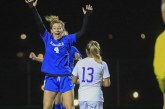 Girls soccer: Ridgefield proves elite status with playoff victory