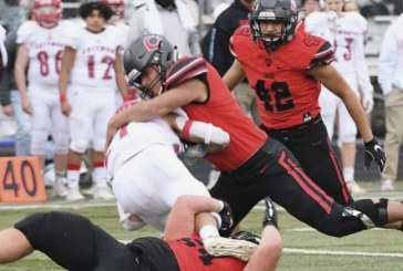 Camas defense posts a shutout as Papermakers roll in first round of state playoffs