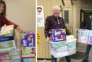 City of Battle Ground employees donate over 2,000 diapers after learning of need