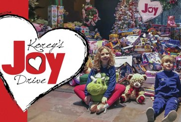 Vancouver launches fifth annual Korey's Joy Drive