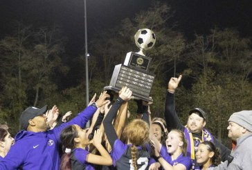 Columbia River wins Class 2A girls soccer state title
