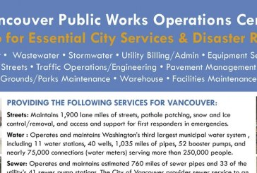 City of Vancouver proposal to acquire new Operations Center site advances