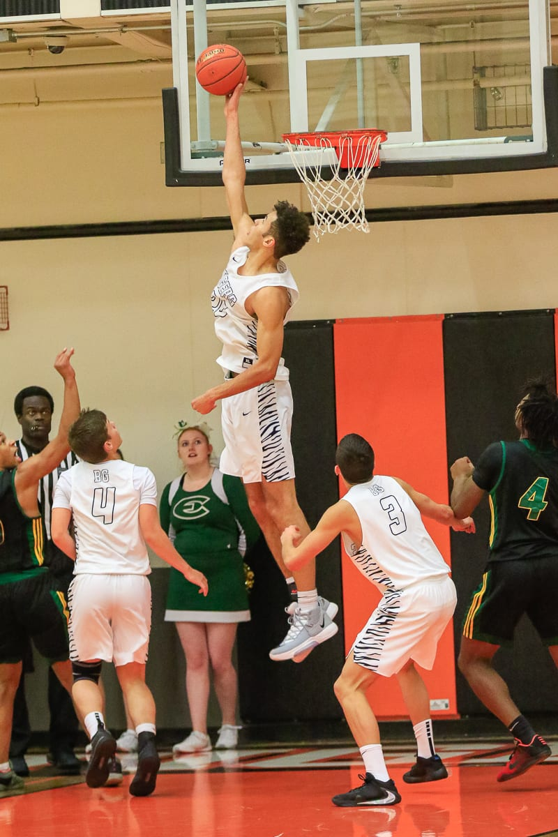A 6-9 junior and one of the top recruits in the Northwest, Perry is a big draw but the team will always come first.