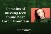 Remains of missing teen found near Larch Mountain