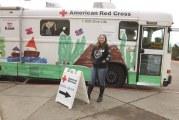 Blood donation drives teach students altruism, job skills
