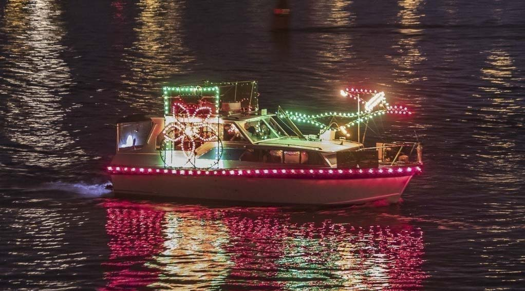 Area residents are invited to join the Port of Vancouver USA on Thu., Dec. 19 for the fifth annual Christmas Ships viewing event at Terminal 1. Photo by Mike Schultz