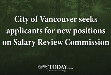 City of Vancouver seeks applicants for new positions on Salary Review Commission