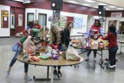 Battle Ground students embrace the joy of holiday giving