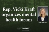 Rep. Vicki Kraft organizes mental health forum