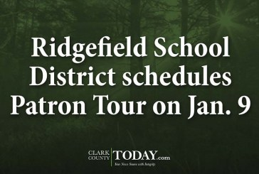 Ridgefield School District schedules Patron Tour on Jan. 9