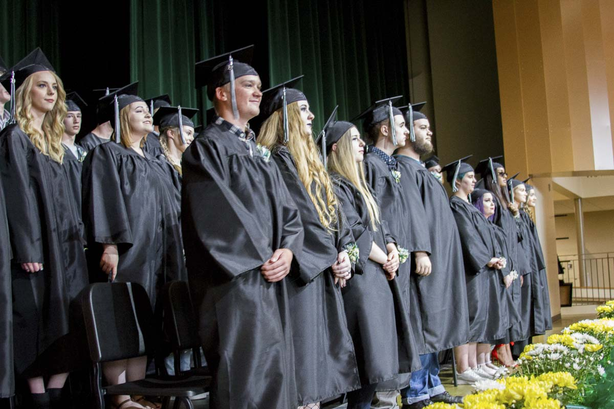 In just a few years, the staff at TEAM have helped double the school's graduation rate. Photo courtesy of Woodland Public Schools