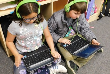 Students of Ridgefield teaching duo excel in co-teaching model