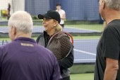 Of Tennis and Triumph: Two stories of positive perspectives